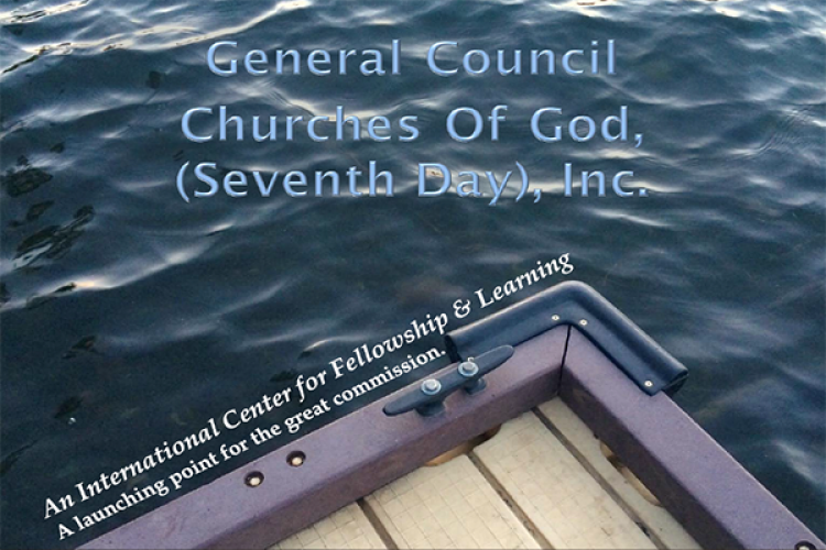 General Council Churches of God, (Seventh Day) Inc  – An